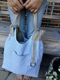 Lněná taška Mediteran Style