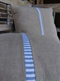 Lněný povlak na polštář Mediteran Style