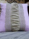 Lněný povlak na polštář Princess Isabelle