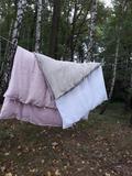 ložní povlečení, lněné povlečení, ložní prádlo, ložní prádlo, venkovské povlečení, venkovské ložní prádlo, povlaky na chalupu