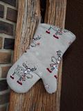 Vánoční kuchyňská chňapka Christmas Deers