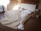 přehoz, přikrývka, deka, prošívaná deka, luxusní přehoz, lněný přehoz, přehoz, přehoz do ložnice