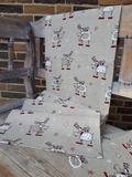 Vánoční běhoun Christmas Deers