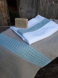 Lněná osuška a ručník Pure Linen II