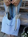 Stylové lněné tašky