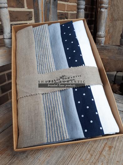 Dárková sada Linen Towels Classic